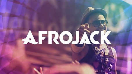 Afrojack logo from Ultra Music Festival trailer
