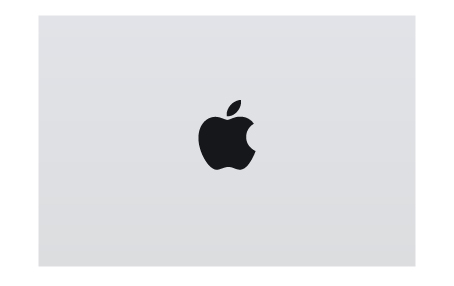Apple logo small