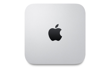 Apple logo branded product