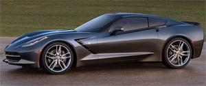 Corvette-tingray