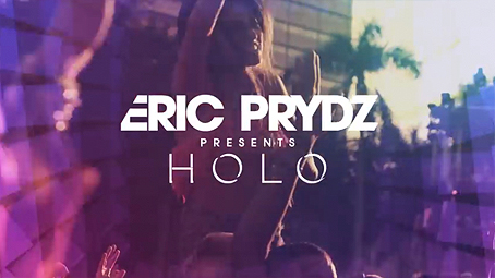 Eric Prydz logo from Ultra Music Festival trailer
