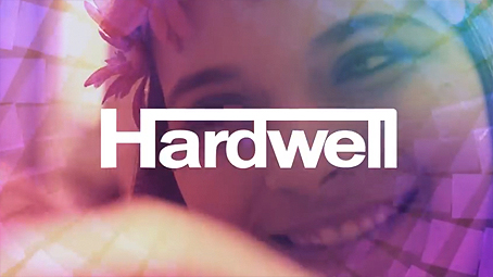 Hardwell logo from Ultra Music Festival trailer