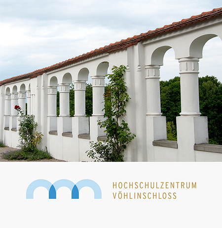 By designer Felix Reichle for Hochschulzentrum Vhlinschloss