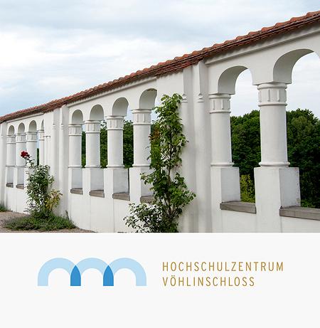 By designer Felix Reichle for Hochschulzentrum Vöhlinschloss
