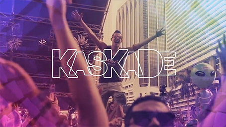 Kaskade logo from Ultra Music Festival trailer