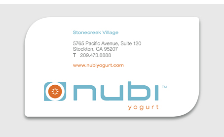 Nubi business card